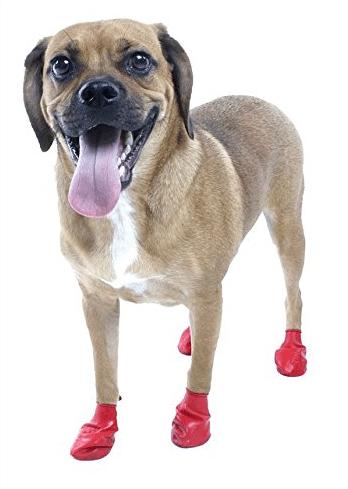 Pawz Dog Boots wasserdichte Hundeschuhe