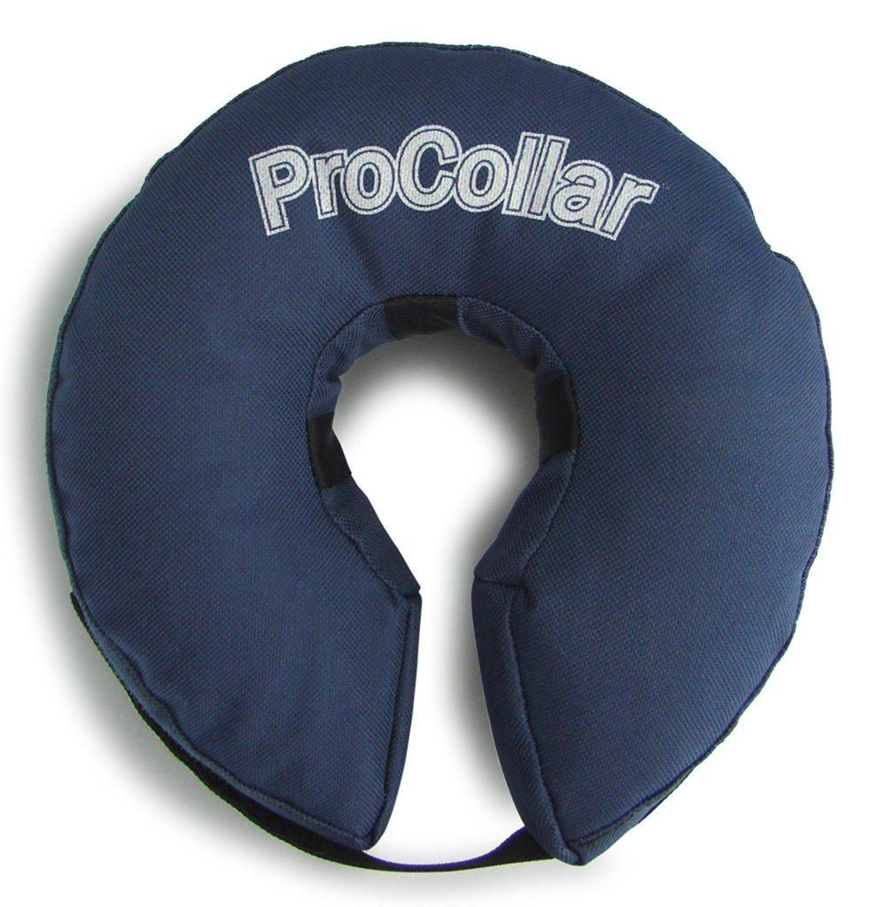 ProCollar aufblasbare Halskrause für Hunde