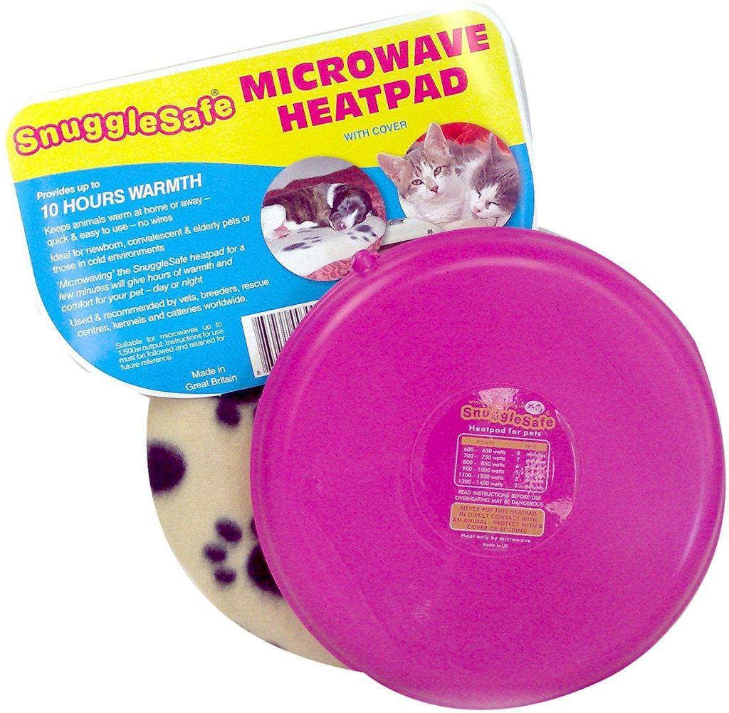 Snugglesafe Heizmatte Wärmflasche für Hunde