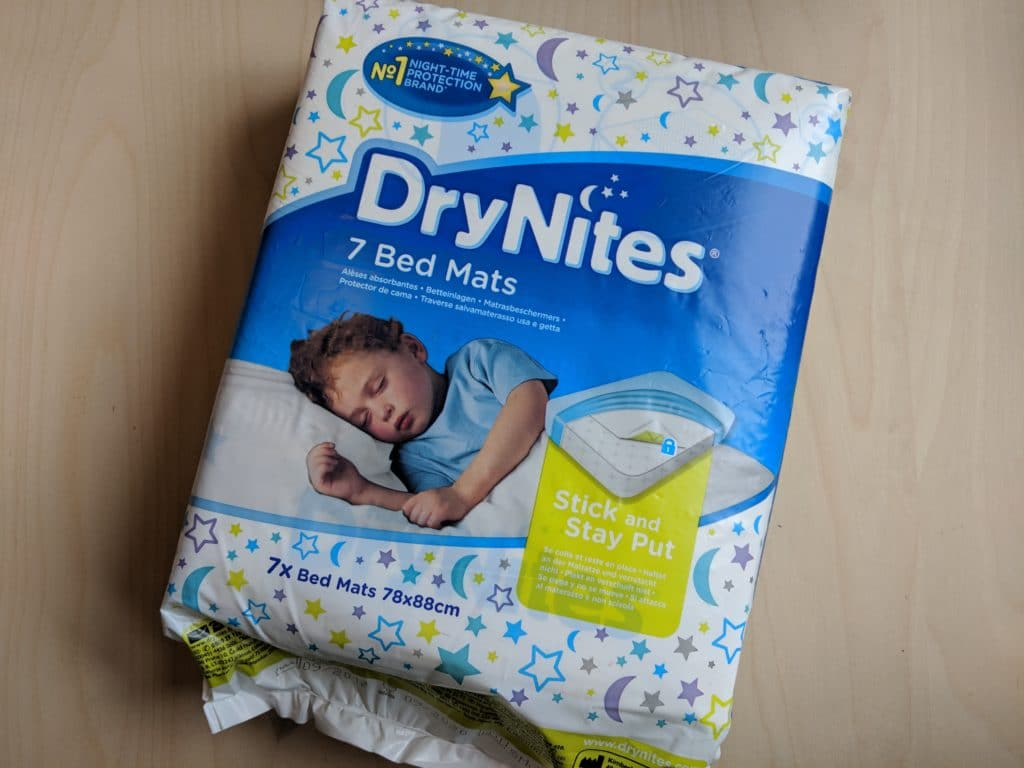 DryNites Inkontinenzunterlagen für Hunde