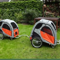 Petego Comfort Wagon Hundebuggy und Anhänger