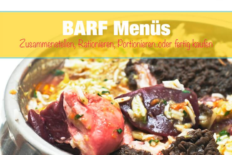 BARF Menü selber machen oder kaufen