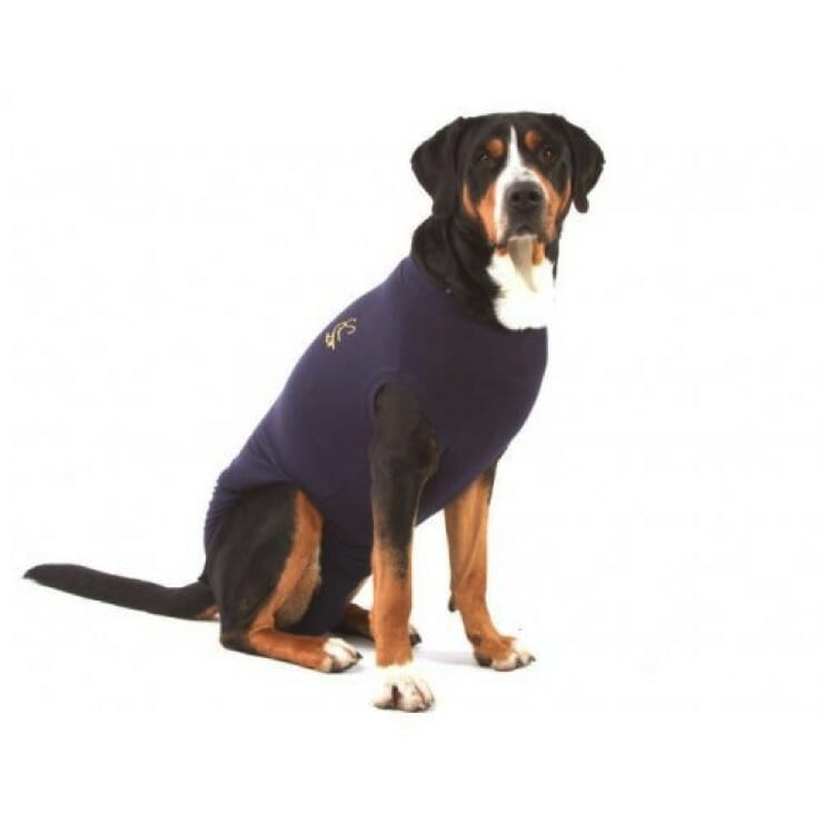 Hundebody OP medical pet shirt