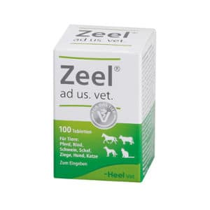 Zeel Tabletten Hunde