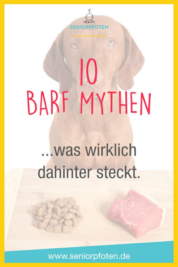 BARF Mythen