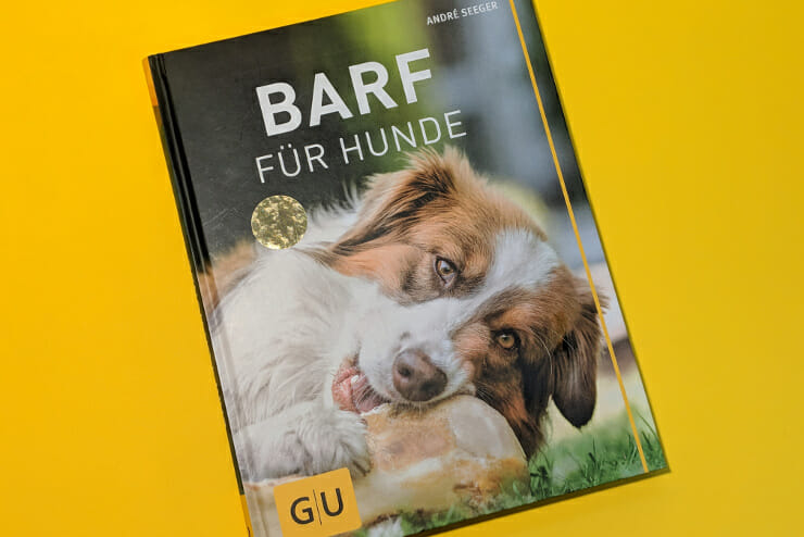 BARF fuer Hunde BARF Bücher