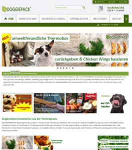 Doggiepack Faires Hundefutter
