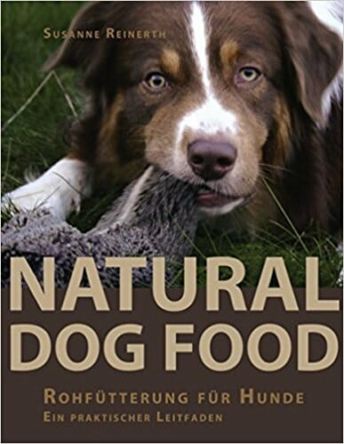 Natural Dog Food Hundebuch Cover