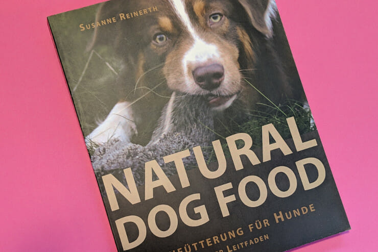 Natural Dog Food Hundebuch