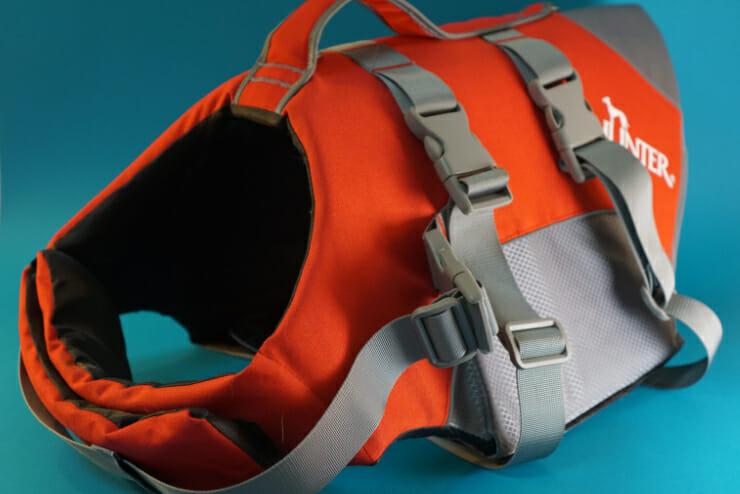 Schwimmweste für Hunde - Hunter Moss