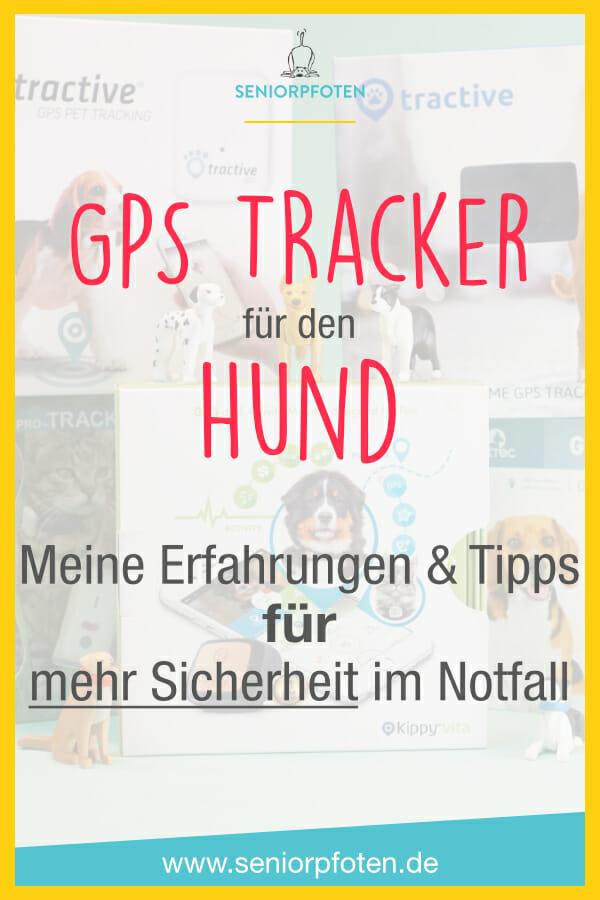 GPS Tracker für den Hund