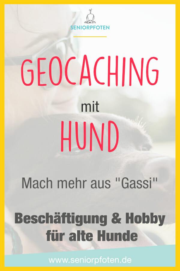 Geocaching mit Hund