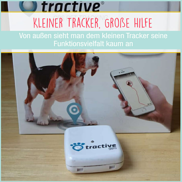Tractiv GPS Tracker Classic im Test