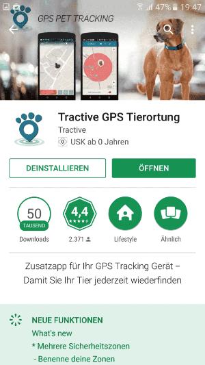 Download und Einrichten der App