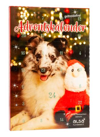 Hunde Adventskalender Alsa Hundewelt