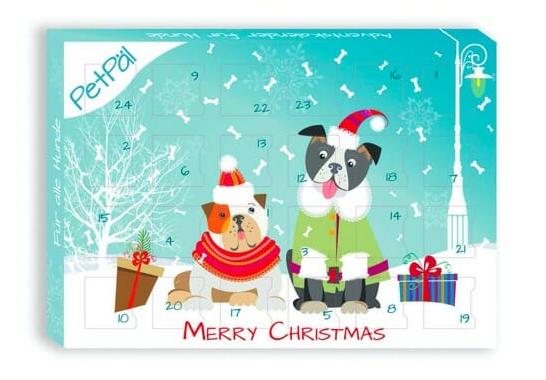 PetPäl Hunde Adventskalender 2019